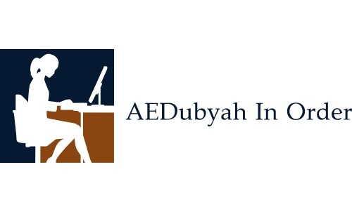 AEDubyah In Order Logo