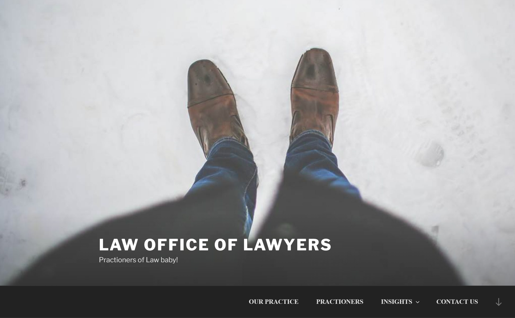 LawOfficeOfLawyers-2017 Word Press Themed SiteP